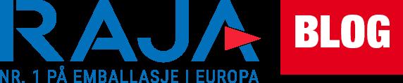 RAJA NR.1 PÅ EMBALLAGE I EUROPA
